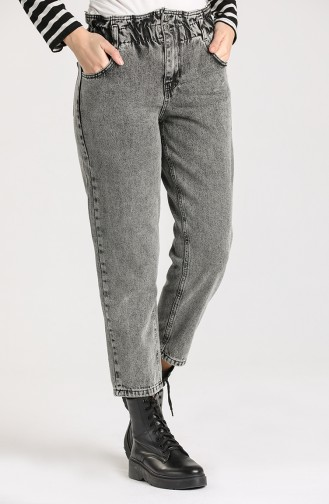 Pantalon Gris 7508-06