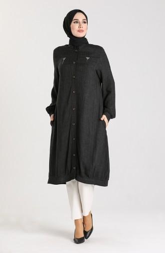 Tunique Noir 0131-01