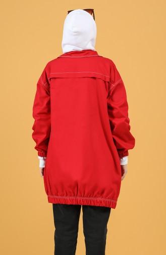 تونيك أحمر 8285-02