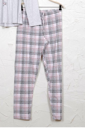 Grau Pyjama 9080110248.GRIMELANJ