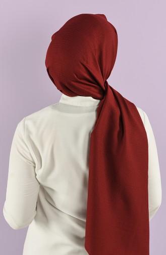 Dark Claret Red Sjaal 15242-05
