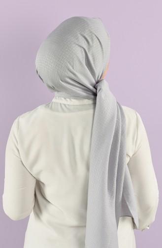 Silver Gray Sjaal 15242-19