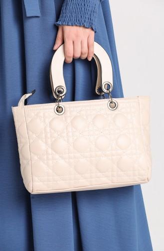 Cream Shoulder Bags 10693KR