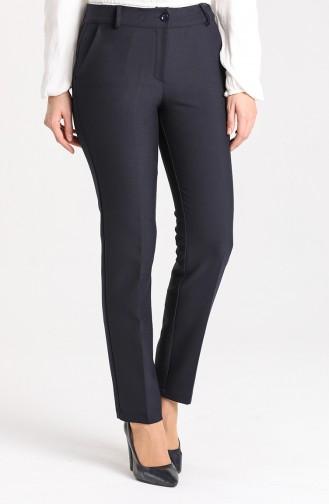 Pantalon Bleu Marine 1088-02