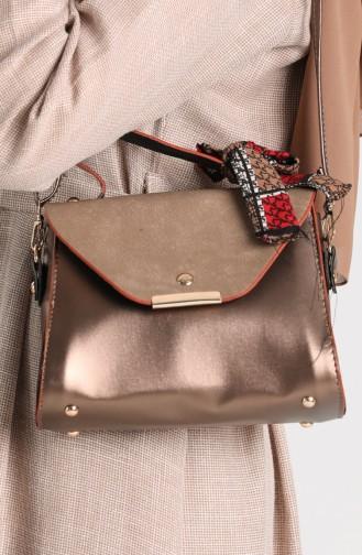 Copper Shoulder Bags 10706ABA