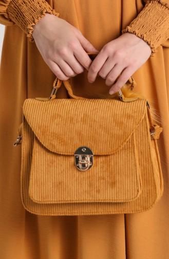 Yellow Shoulder Bags 4012SA
