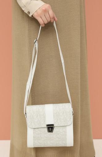 Dark Cream Shoulder Bags 10702KKR