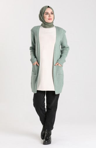 Green Vest 3019-11