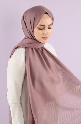 Karaca Crinkle Plain Shawl 90750-21 Dried Rose 90750-21