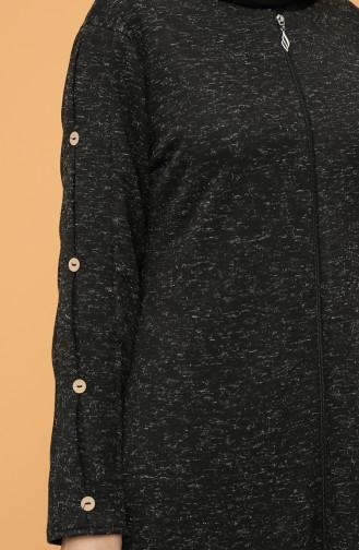 Black Abaya 12004-02