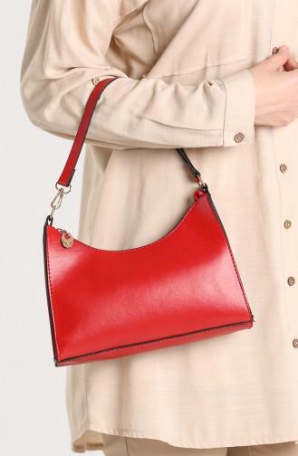 Red Shoulder Bags 10695KI