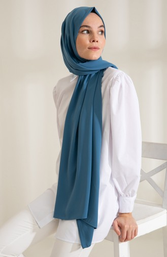Oil Blue Sjaal 1Mİ1-41