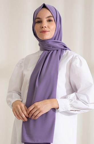 Pure Scarfs Medina Silk Scarf 1mi1-44 Lilac 1Mİ1-44