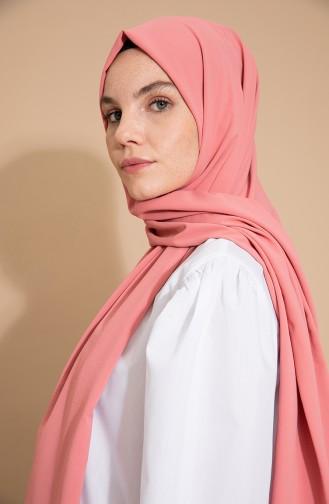 Dark Pink Sjaal 1-06