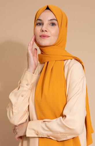 Orange Schal 1-09