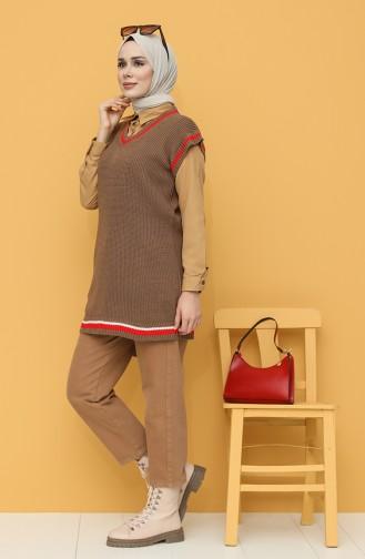 Knitwear Sweater 0119-01 Mink 0119-01