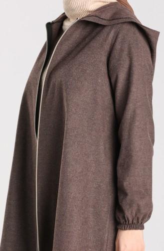 Brown Mantel 1423-07