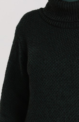 Pull Vert emeraude 4198-07