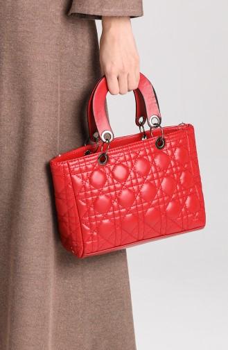 Red Shoulder Bags 10693KI