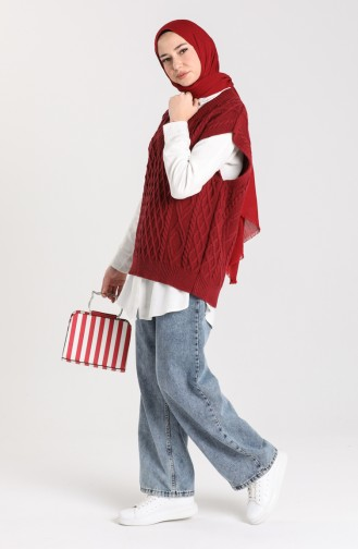 Pull-Over Bordeaux 4267-03