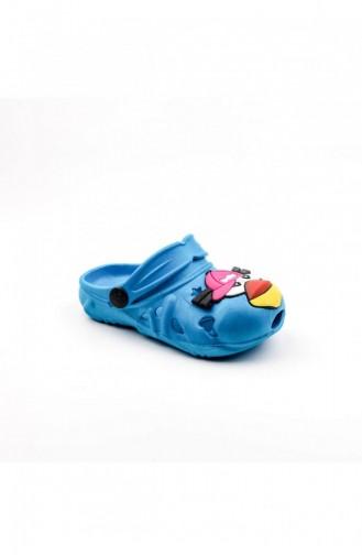 Turquoise Summer Sandals 2138.MM TURKUAZ