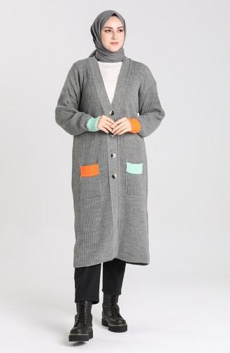 Gray Vest 0103-03