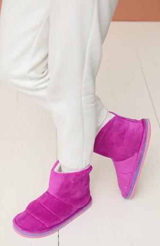Chaussures de Maison Pourpre 04-04