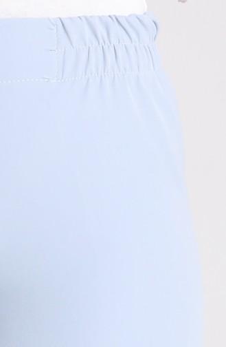 Elastic Waist Trousers 1983-18 Milk Brown 1983-21