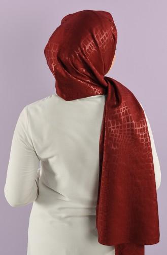 Claret red Sjaal 15246-03
