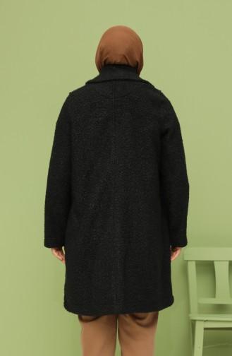 Veste Noir 20577-01