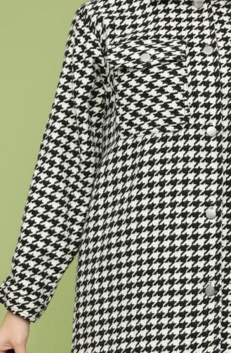 قميص أسود 1118C-01