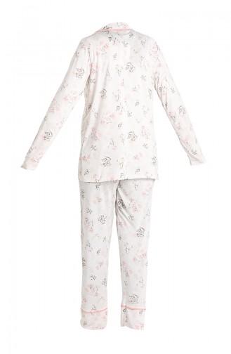 Pyjama Beige 5631-01