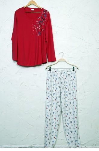 Cherry Pajamas 40410267.ACIKVISNE