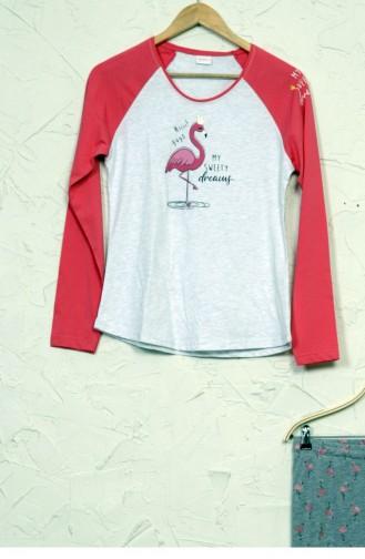 Fuchsia Pyjama 41604949.FUSYA