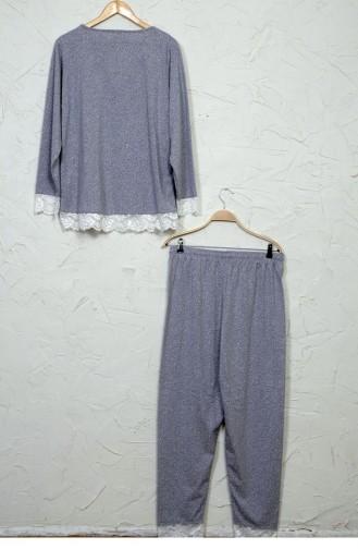 Gray Pajamas 42640944.GRIMELANJ