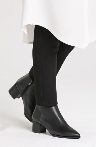 Black Boots-booties 08-01