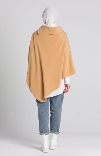 Gold Poncho 90679-04