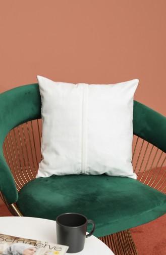 Ecru Pillow 3012