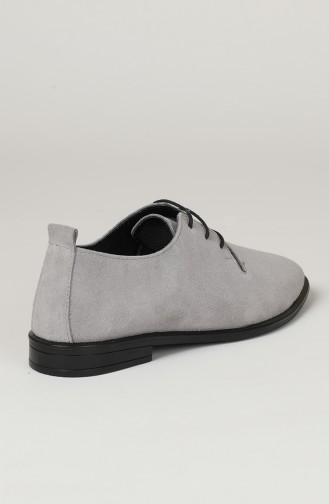 Grau Tägliche Schuhe 1792-03