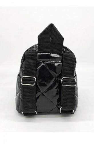 Black Back Pack 3110-02