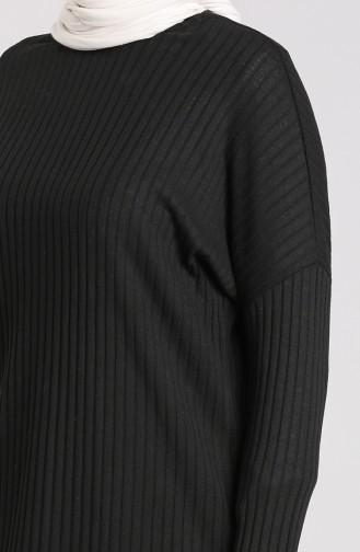 Tunic Trousers Double Suit 7732-05 Black 7732-05