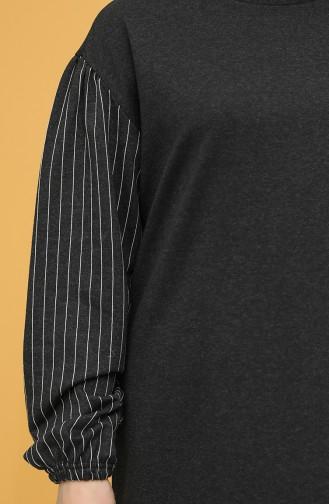 İki İplik Spor Elbise 6002-02 Antrasit