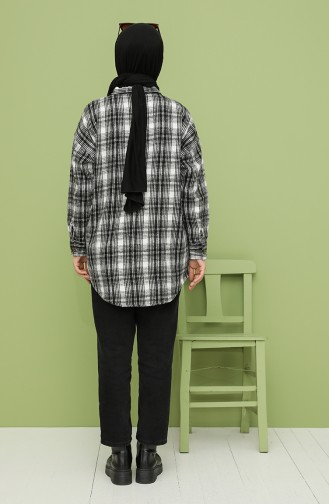 قميص أسود 0125-06