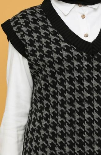 Grau Pullover 0122-04