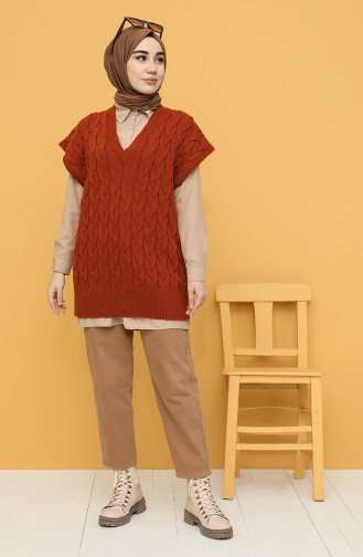 Pull-Over Tabac 4266-03