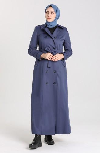 Trench Coat Noir 5752-04
