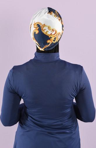 بونيهات السباحة أزرق كحلي 8006-12-02