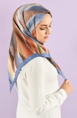 Zimtfarbig Kopftuch 12291-20