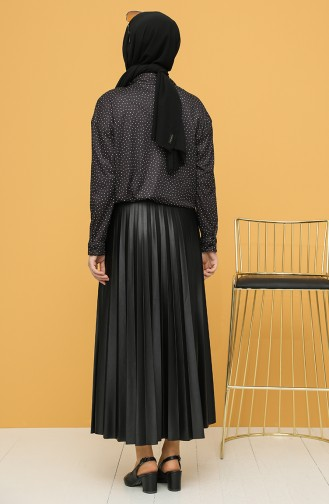 Jupe Noir 5029-01