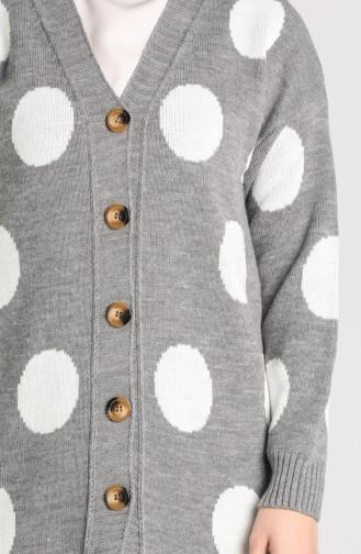 Gray Vest 5019-02